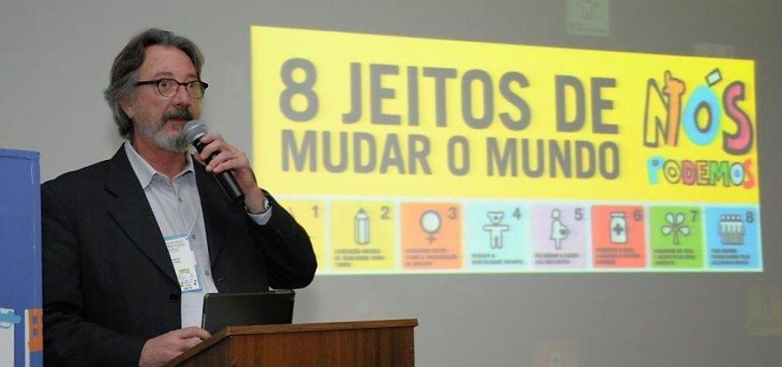 Compromisso pelo Desenvolvimento visa tirar o Brasil da crise