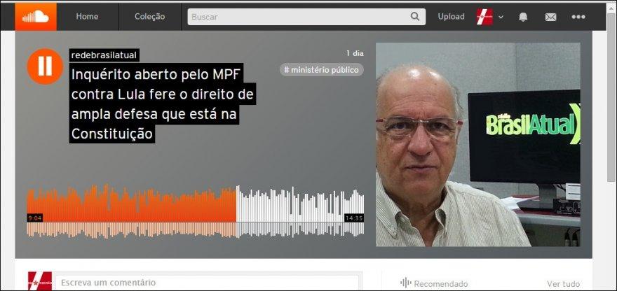 'No golpe em andamento, vale tudo', diz Vannuchi sobre inquérito contra Lula