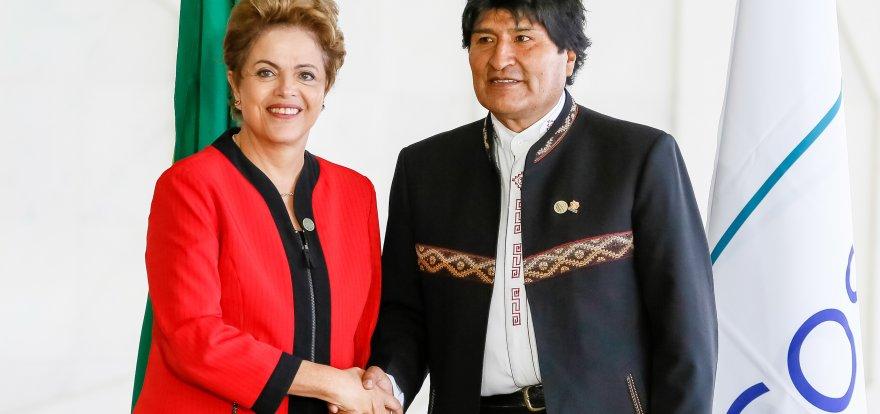 Bolívia é incluída no bloco do Mercosul