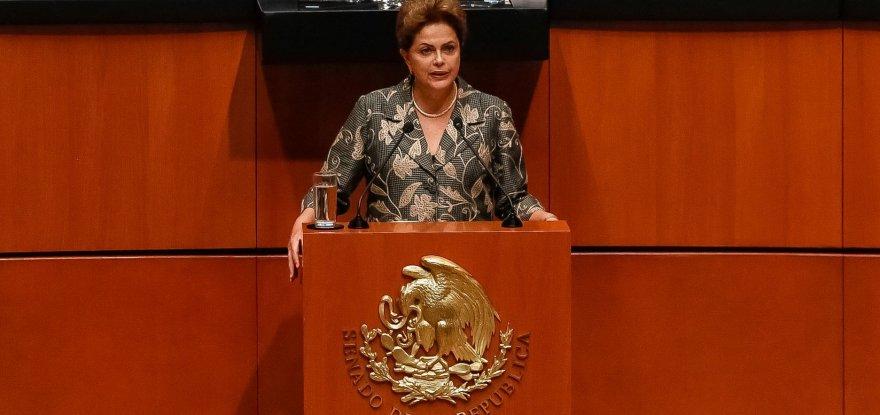 Não me aterrorizam, diz Dilma sobre tentativa de golpe