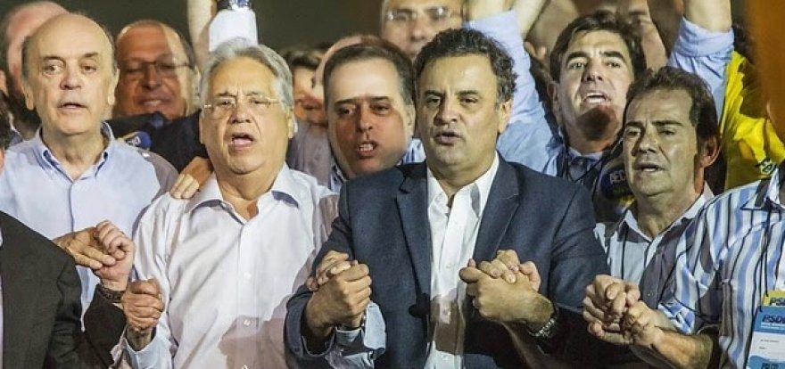 O PSDB criou uma 'organização criminosa complexa'