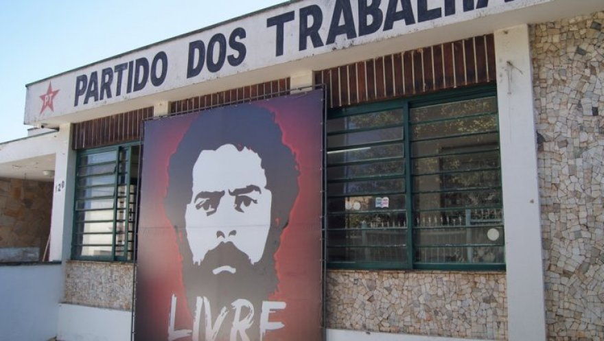 PT de Ribeirão lança campanha de doação online para Restauração do Diretório