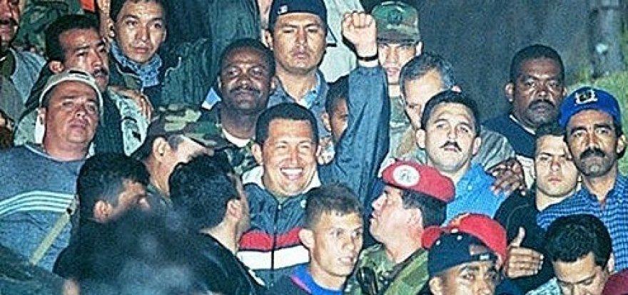Venezuela comemora 16 anos da resistência contra o golpe de Estado de 2002