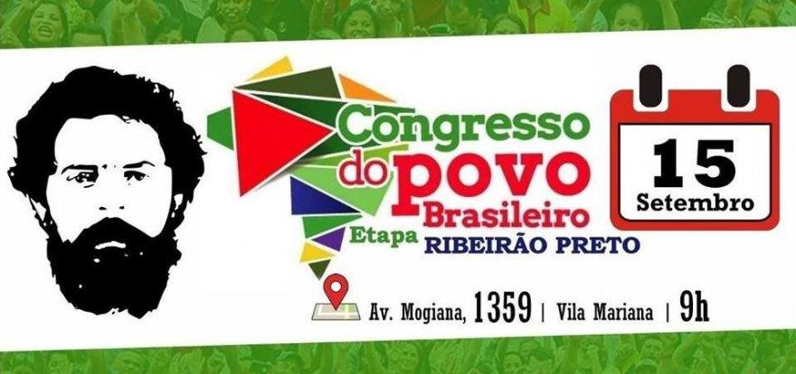 Congresso do Povo em Ribeirão Preto