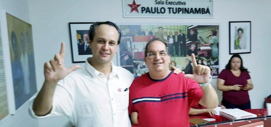 Jorge Roque é eleito presidente do PT com 97% dos votos