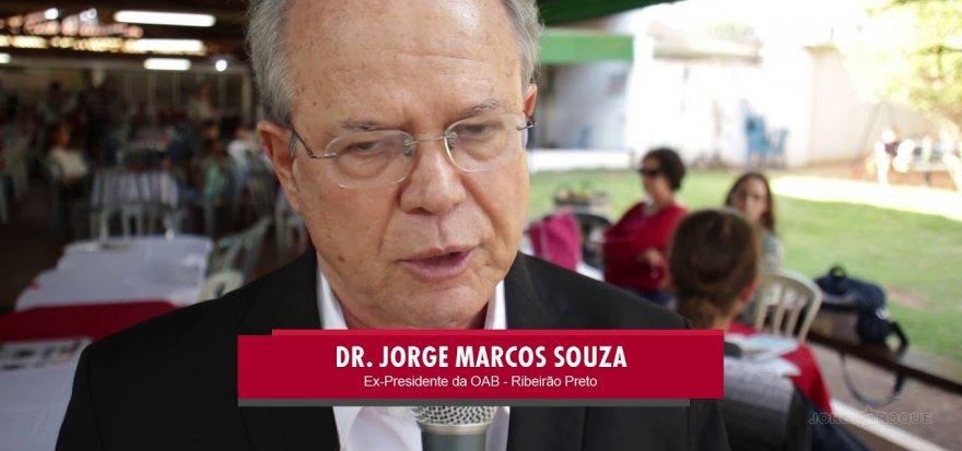 Jorge Marcos assume o Setorial Jurídico