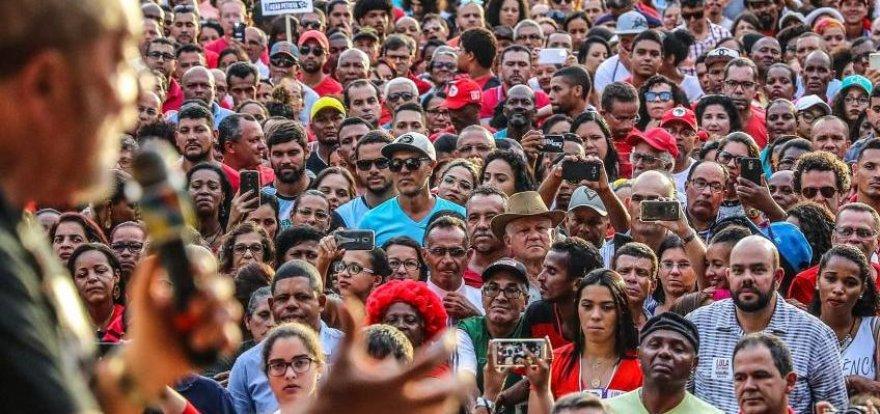 Carta de Lula sobre o segundo turno das eleições 2018