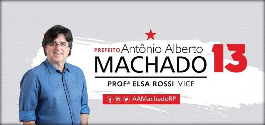 PT deu a largada nas eleições: Machado já disputa a liderança em Ribeirão Preto
