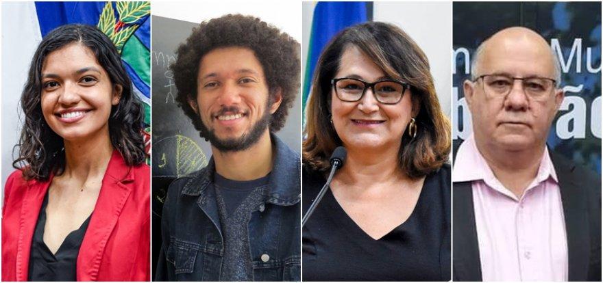 Duda Hidalgo, Ramon Faustino, Judeti Zilli e França, lançam Manifesto para disputar Mesa da Câmara