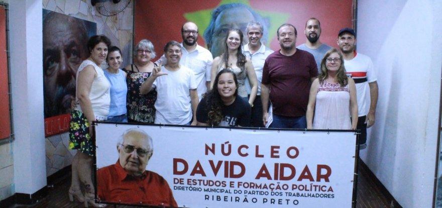 Núcleo David Aidar promove 1ª Oficina do Curso de Difusão