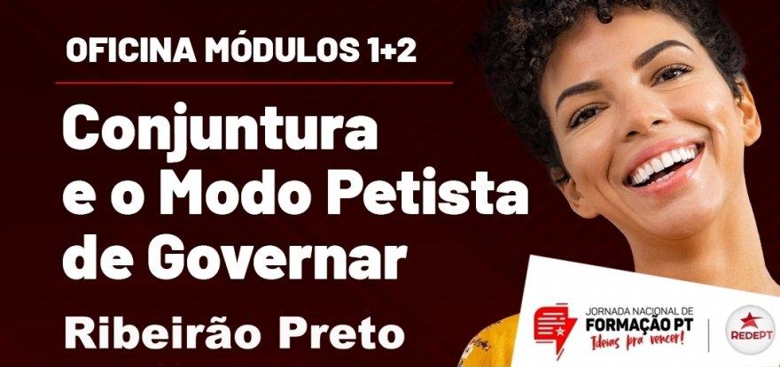 Jornada de Formação realizou sua primeira Oficina em Ribeirão Preto