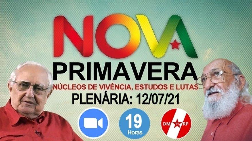 PT realiza Plenária Organizativa da Conferência Municipal 'PAULO FREIRE', do dia 12/07 (segunda-feira), 19 horas