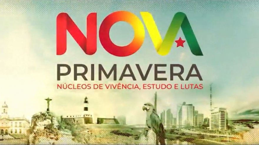 Nova Primavera: lança Conferência e Jornada de Formação para militância