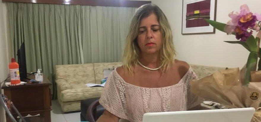 Taís Roxo assume a coordenação da Rede de Proteção Jurídica e Social do PT de Ribeirão Preto