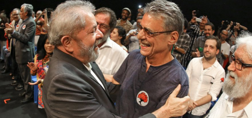 Ato contra o golpe lota casa de shows no Rio de Janeiro