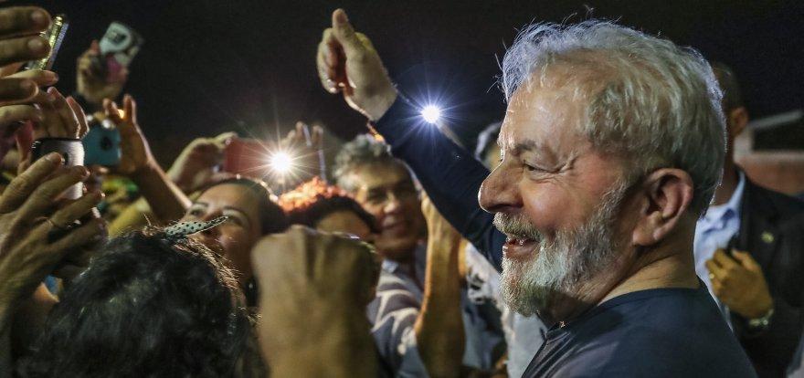 Se não sabem governar, vão embora, diz Lula sobre governo Temer