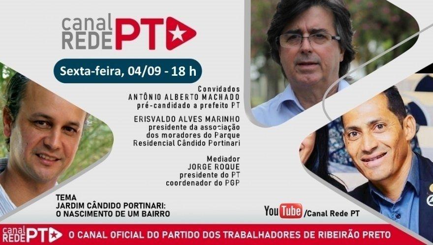 Cândido Portinari: O nascimento de um bairro