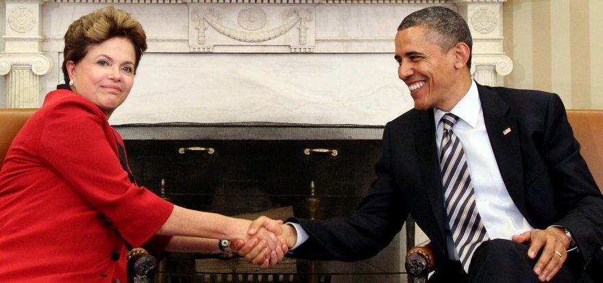 Dilma vai aos EUA para avançar investimentos brasileiros