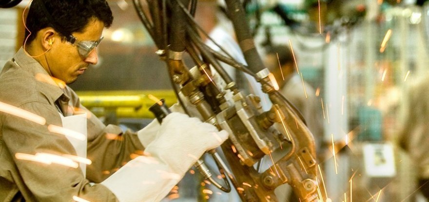 Estados do Norte e Nordeste lideram alta na indústria