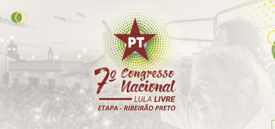 PT de Ribeirão divulga tese para o PED