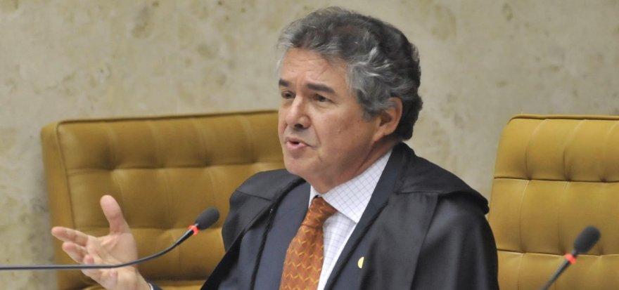 Delação premiada deve ser ato espontâneo, defende Marco Aurélio Mello