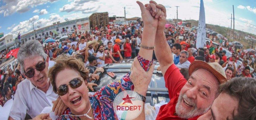 Com transposição, Lula e Dilma ajudaram a combater a seca no NE