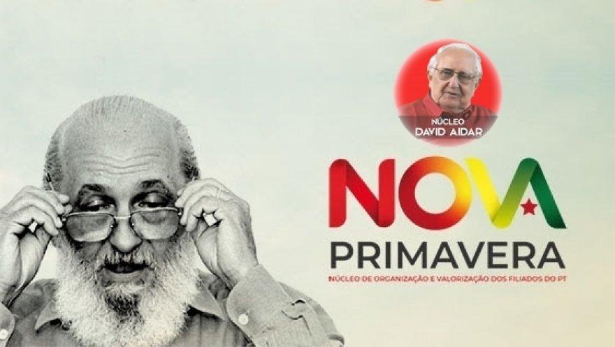 Acolhimento das Turmas da Jornada Paulo Freire acontece nesta quinta-feira (08/04)