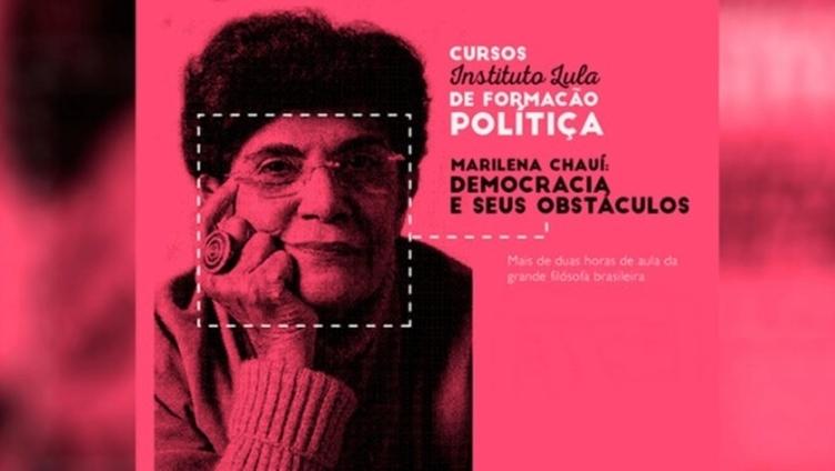 A Democracia e seus obstáculos: Marilena Chaui