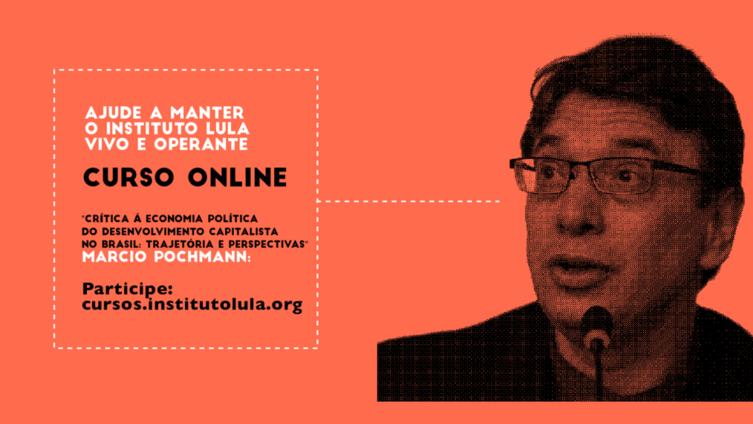 Economia política do desenvolvimento capitalista no Brasil: Márcio Pochmann