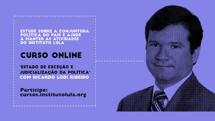 Estado de exceção e judicialização da política: Ricardo Lodi Ribeiro