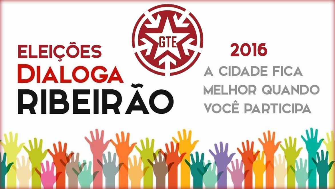 GTE - Educação   Dialoga Ribeirão 2016